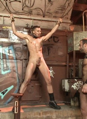 Naked Gay Sam Barclay,Spencer Reed,