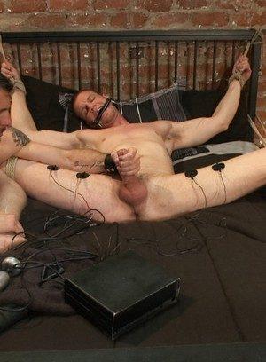 Naked Gay Blake Daniels,