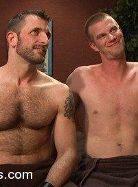 Hunky Gay Blake Daniels,