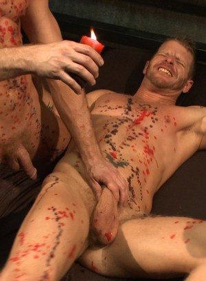 Naked Gay Jeremy Stevens,Christopher Daniels,
