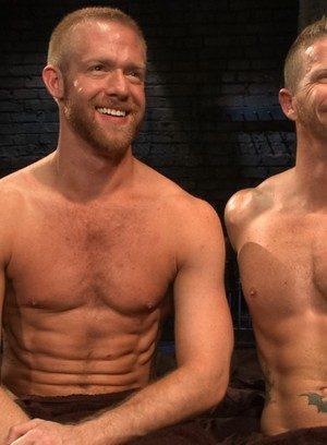 Horny Gay Jeremy Stevens,Christopher Daniels,