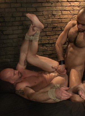 Good Looking Guy Leo Forte,Mitch Vaughn,
