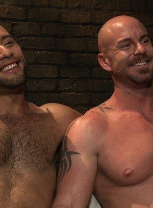 Horny Gay Mitch Vaughn,Leo Forte,