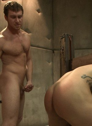 Naked Gay Connor Maguire,Bryan Cole,
