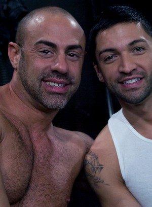 Big Dicked Gay Dominic Pacifico,Cj Madison,