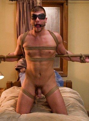 Naked Gay Derrek Diamond,