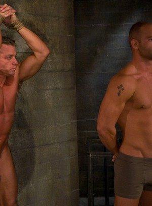Naked Gay Van Darkholme,Tyler Saint,Patrick Rouge,