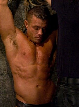 Hot Lover Patrick Rouge,Tyler Saint,Van Darkholme,