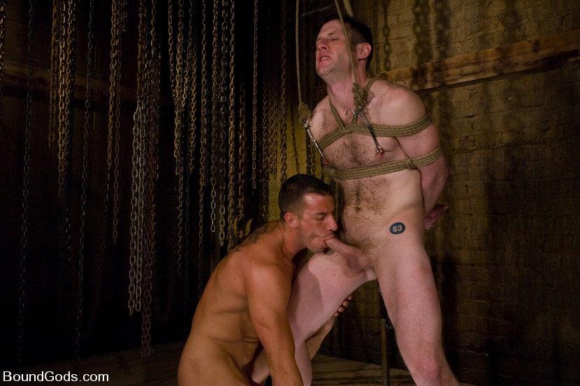 Gay male porn rusty