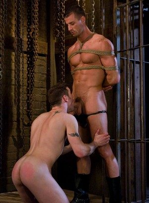 Handsome Guy Van Darkholme,Rusty Stevens,