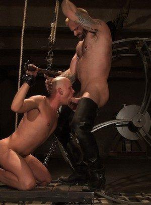 Horny Gay Chad Rock,