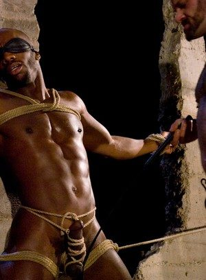 Muscle man Race Cooper,