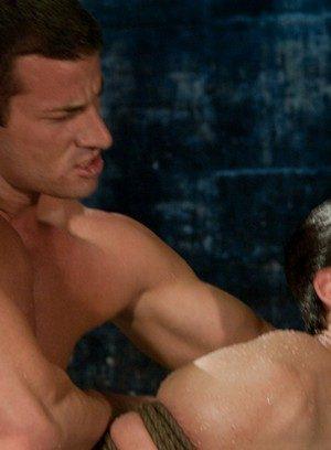 Naked Gay Rusty Stevens,Derrek Diamond,