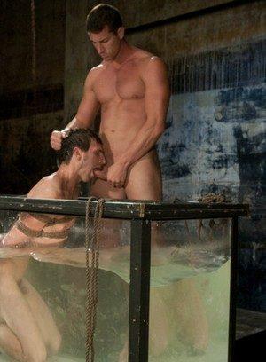 Hunky Gay Derrek Diamond,Rusty Stevens,