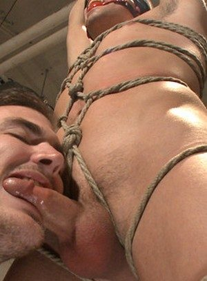 Naked Gay Christian Wilde,Derek Scott,