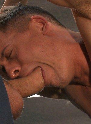 Wild Gay Tyler Rush,Jj Knight,