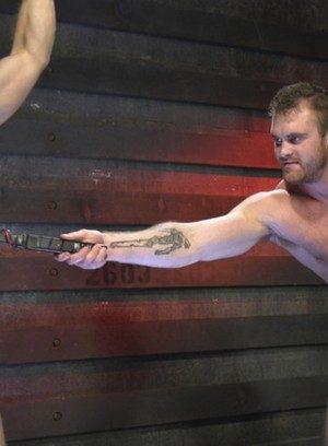 Hunky Gay Lance Hart,Scott Ambrose,
