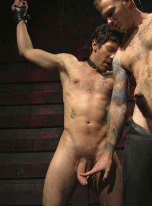 Hot Gay Dale Cooper,Christian Wilde,