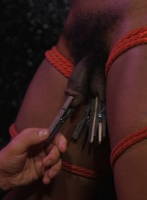 Big Dicked Gay Dominic Pacifico,Alson Caramel,