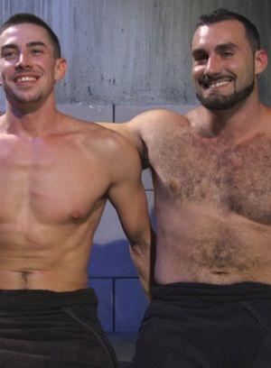 Horny Gay Jaxton Wheeler,Jack Hunter,