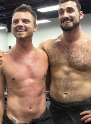 Horny Gay Jaxton Wheeler,Christian Taylor,