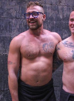 Sexy Guy Max Cameron,Jay Austin,