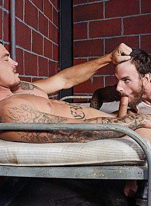 Horny Gay Eli Hunter,Donny Forza,