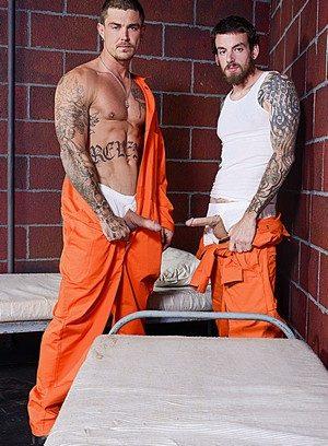 Muscle man Donny Forza,Eli Hunter,