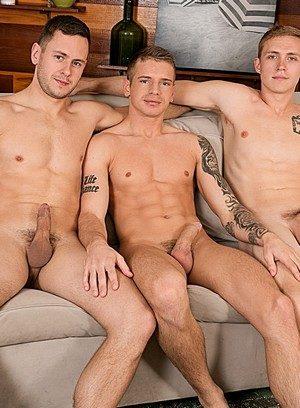 Hot Boy Zane Anders,Brenner Bolton,