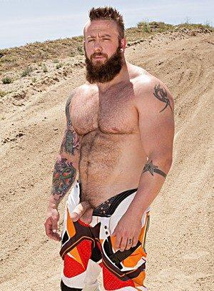 Sexy Dude Aaron Bruiser,Stephen Harte,