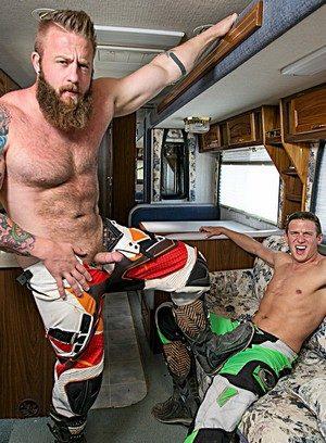 Hot Gay Alexander Motogazzi,Aaron Bruiser,