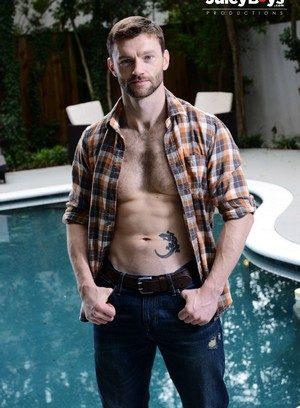 Hot Gay Jake Wilder,Dennis West,