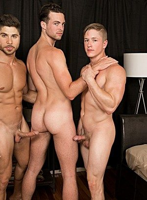 Hot Boy Chris Blades,Brandon Moore,Fabio Acconi,