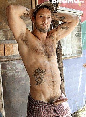 Naked Gay Brandon Evans,Jeff Powers,