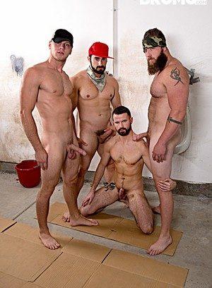 Good Looking Guy Jaxton Wheeler,Brandon Evans,Aaron Bruiser,Brendan Patrick,