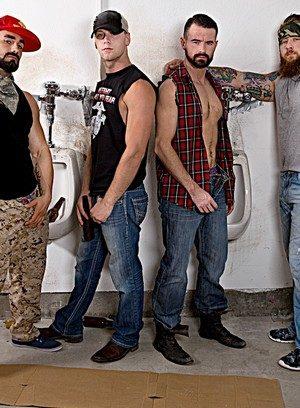 Cute Gay Jaxton Wheeler,Brendan Patrick,Aaron Bruiser,Brandon Evans,