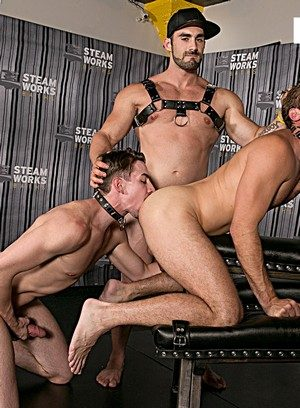Hot Lover Jaxton Wheeler,Jack Hunter,Wesley Woods,