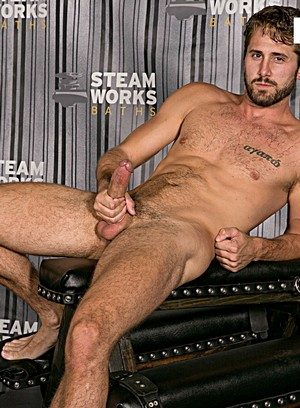 Sexy and confident Jaxton Wheeler,Jack Hunter,Wesley Woods,