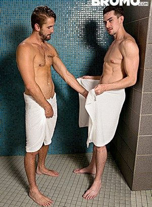 Hot Gay Wesley Woods,Jack Hunter,