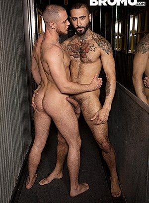 Good Looking Guy Rikk York,Brendan Phillips,