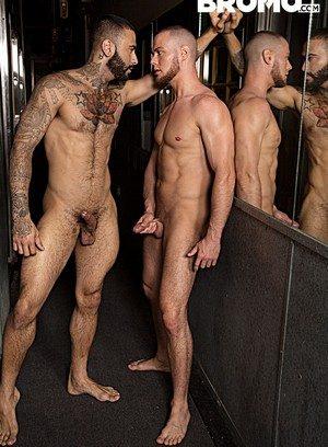 Hunky Gay Rikk York,Brendan Phillips,