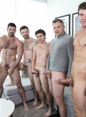 Hot Boy Brenden Cage,Dennis West,Will Braun,Billy Santoro,