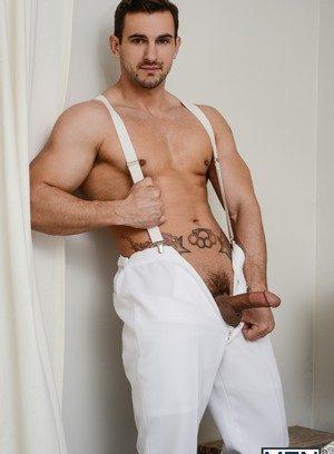 Muscle man Phenix Saint,Jack Hunter,