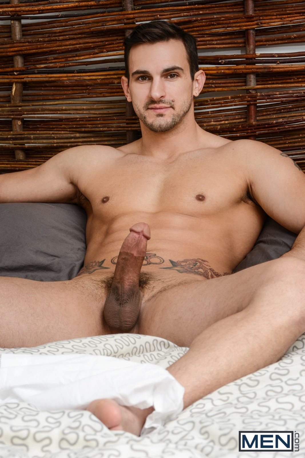 Watch handsome gay sex fortunately for