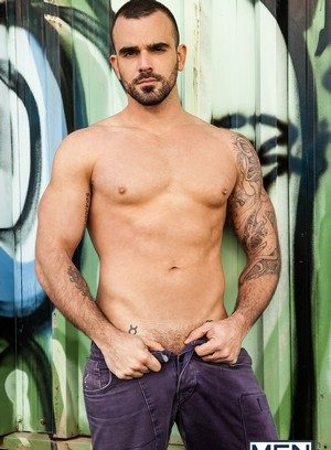 Sexy Dude Damien Crosse,Topher Dimaggio,