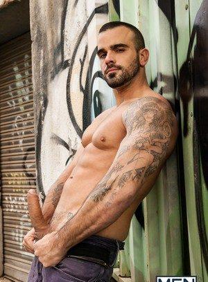 Big Dicked Gay Topher Dimaggio,Damien Crosse,