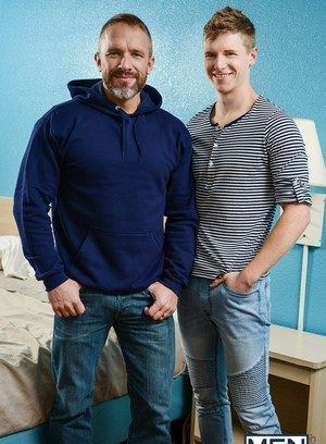 Hot Gay Alex Tanner,Dirk Caber,