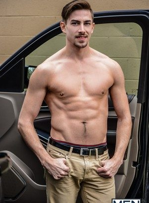 Sexy Dude Jack Hunter,Colby Jansen,