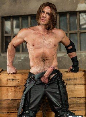Horny Alex Mecum,