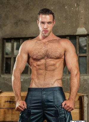 Handsome Guy Alex Mecum,